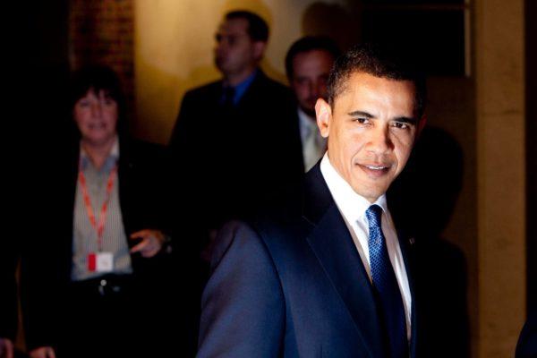 V pražském Kongresovém centru se 5. dubna 2009 uskutečnil summit EU-USA. Jeho součástí byla i dvoustranná jednání USA a Polska. Na snímku prezident USA Barack Obama. MIKULÁŠ KŘEPELKA / MEDIAFAX